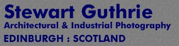 Stewart Guthrie Architectural & Industrial Photography Edinburgh Scotland